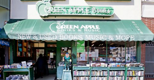 Clement GreenAppleBooks