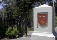 PRESIDEO OF SAN FRANCISCO SIGN