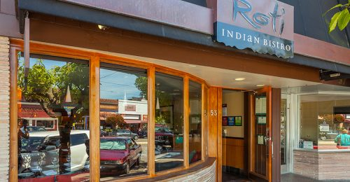 ROTI INDIAN EATERY